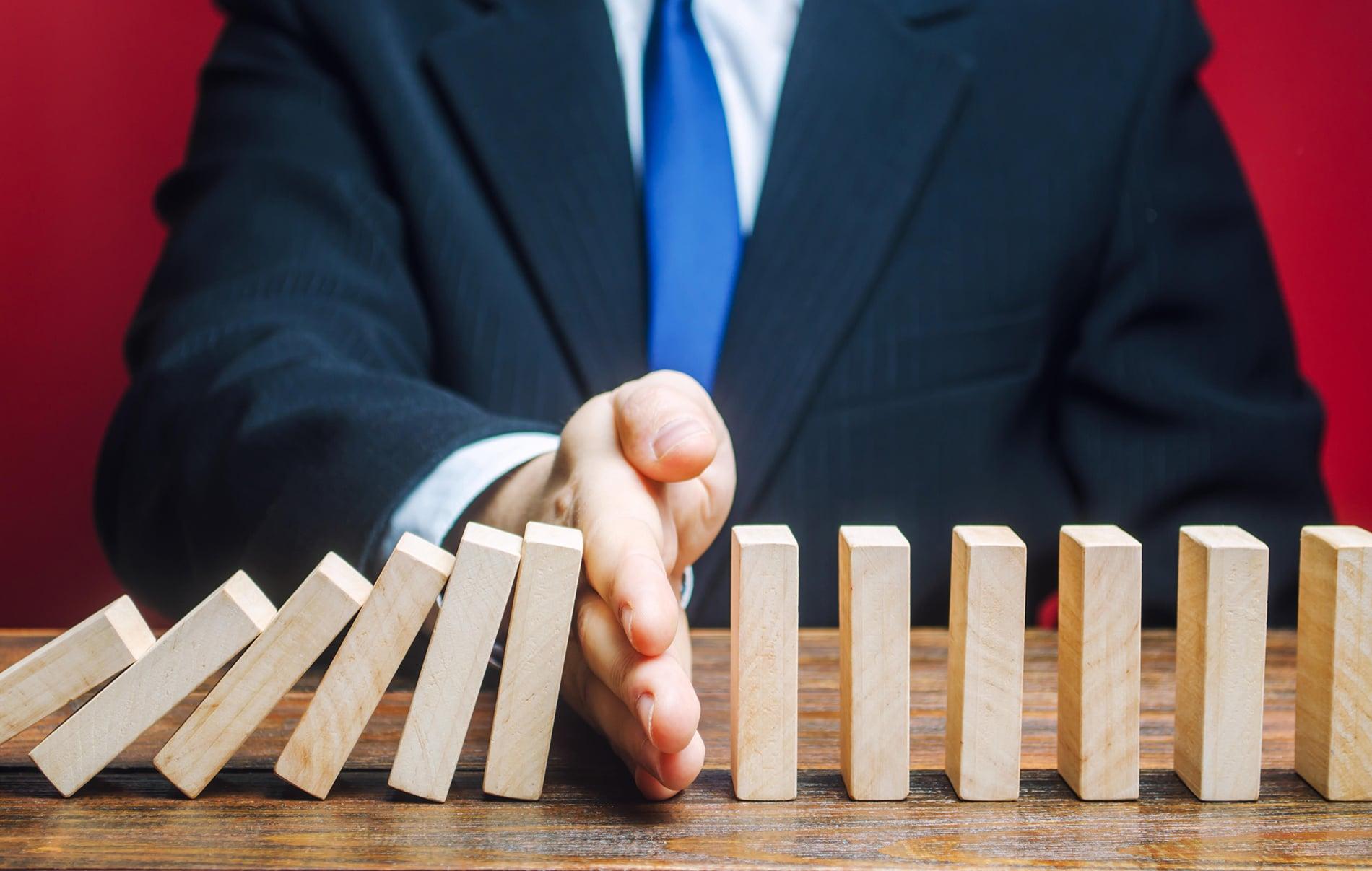 Gérer l'effet domino pour communiquer la restructuration de son entreprise